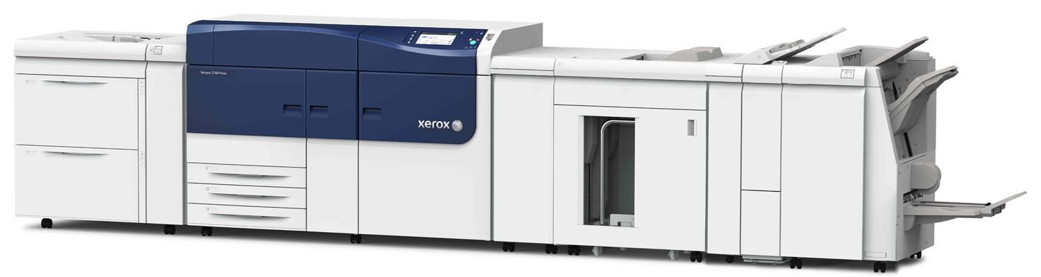 Xerox Versant in Nürtingen